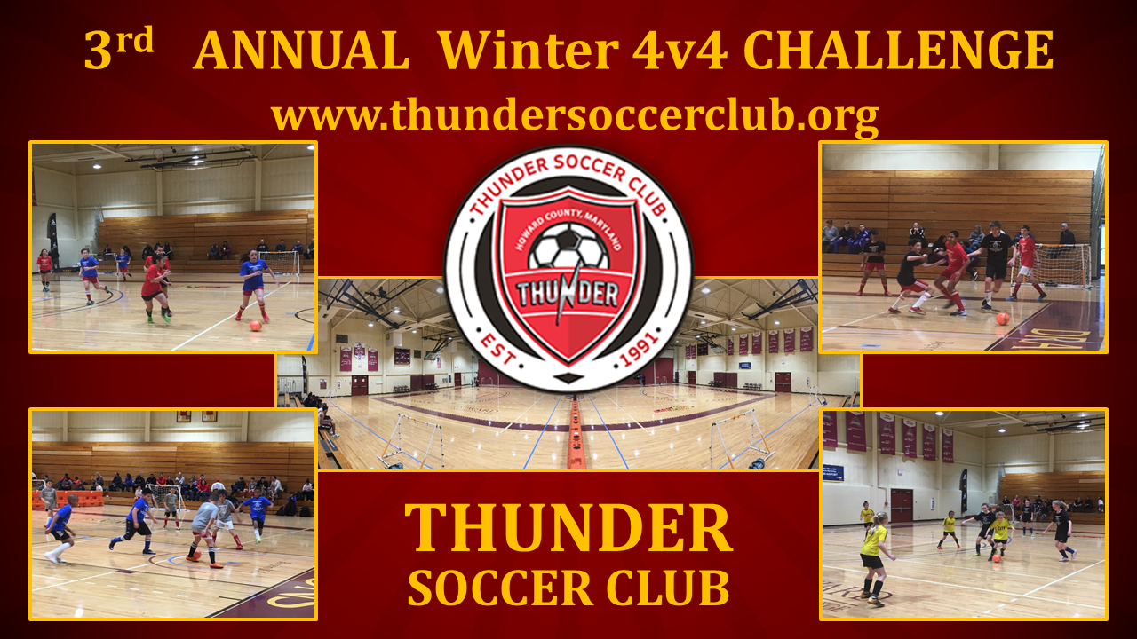 President's Day Tournament Winter 4v4 Challenge